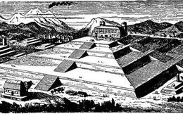 Kim tự tháp bí ẩn lớn gấp 2 lần Giza được người khổng lồ cao 3m xây dựng?