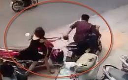 Hà Nội: Đang đi đường, 2 vợ chồng bị tên cướp táo tợn giật mất điện thoại iPhone 11 trị giá gần 30 triệu