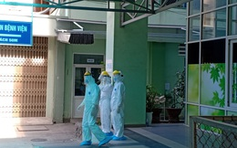 Bệnh nhân nghi nhiễm Covid-19 tại Đà Nẵng đang phải thở máy, tình trạng sức khỏe suy yếu, diễn tiến nặng