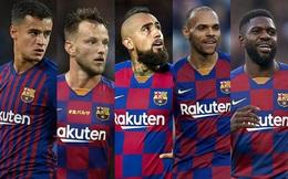 Thanh lọc lực lượng, Barca rao bán nguyên một đội hình