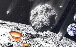 Trái đất từng phải chịu đến 50 NGHÌN TỈ tấn gạch đá như bom dội xuống: Vũ trụ rõ ràng chẳng nương tay với chúng ta chút nào