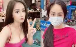 Hoa hậu Mai Phương Thúy lộ tóc bạc trắng ở tuổi 32