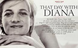 Hé lộ bộ ảnh hiếm ghi lại khoảnh khắc cuối cùng đầy rạng rỡ và hạnh phúc của Công nương Diana trước khi tai nạn thảm khốc xảy đến