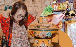 Siêu lạ: Quán lẩu ở Hà Nội đến ăn phải tự lựa bát, lựa nồi, bày mâm nước lẩu ngồi húp xịn như hoàng gia