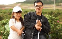Câu chuyện đằng sau bức ảnh của cô nàng khuyết tật và anh chàng điển trai: Hóa ra cuộc sống kì diệu như thế!