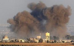 """Bắn pháo sang phía Israel, căn cứ Syria hứng """"bão lửa"""""""