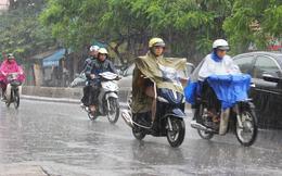 Thời tiết ngày 26/7: Các tỉnh Bắc Bộ chiều tối nay có mưa rào và dông