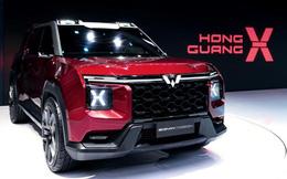 GM Trung Quốc nhá hàng concept SUV đẹp chẳng kém Ford Bronco