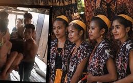Hủ tục bắt cóc cô dâu trên đảo Sumba: Những cô gái trẻ bị bắt cóc, cưỡng hiếp và bị ép cưới mà không được quyền lên tiếng cho bản thân