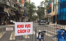 """Chủ tịch Hà Nội Nguyễn Đức Chung ký công điện khẩn, """"siết"""" quy định phòng chống COVID-19"""