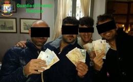 Trụ sở quân cảnh Italy phải đóng cửa vì nghi ngờ buôn ma túy, tống tiền