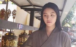 Jolie Nguyễn cuối cùng đã lộ diện sau động thái gây hoang mang, vẻ gầy gò và mái tóc thay đổi thu hút sự chú ý