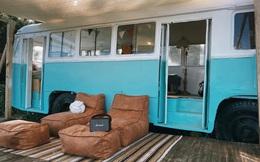 Chàng trai trẻ chi 300 triệu đồng biến xe bus 'đồng nát' thành căn hộ đầy 'sang chảnh'