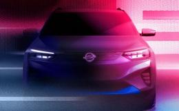 Ssangyong chuẩn bị ra mắt SUV mới: Ván bài định mệnh của hãng xe Hàn