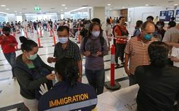 Người nước ngoài hết hạn visa còn 2 tháng để rời khỏi Thái Lan