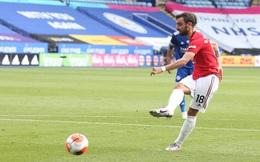 Leicester 0-2 Man United: Lingard ghi bàn chốt hạ trận đấu