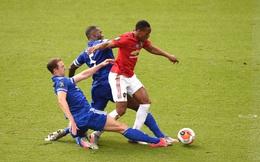 Thắng nghẹt thở nhờ penalty, Man United chính thức đoạt vé dự Champions League