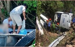 Tai nạn kinh hoàng ở Quảng Bình khiến 15 người chết: Tài xế không có bằng lái xe 47 chỗ, camera hành trình mất tín hiệu