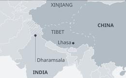 """Ấn Độ có dám chơi """"lá bài Tây Tạng"""" trong cuộc đối đầu với Trung Quốc?"""