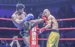 """Dùng chiêu khích tướng, """"Thánh Muay Thái"""" mở đường cho cuộc tái đấu với """"Đệ nhất Thiếu Lâm"""""""