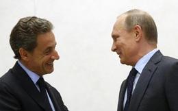 """""""Cuộc chiến giành miếng sô cô la cuối cùng """" giữa cựu Tổng thống Pháp Sarkozy và ông Putin"""