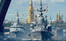 """Cận cảnh dàn vũ khí """"cực khủng"""" của Hải quân Nga"""