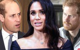 Chỉ đưa ra 2 lời khuyên về Meghan, Hoàng tử William đã khiến em trai Harry giận dữ và gây ra rạn nứt hoàng gia