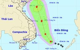 Sẽ có từ 5-6 cơn bão, áp thấp ảnh hưởng đến nước ta