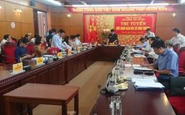 Hai ứng viên thi tuyển chức danh giám đốc Sở Công thương Đắk Lắk
