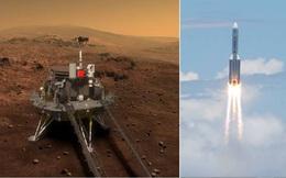 """Đang bay tới Sao Hỏa, tàu thăm dò đầu tiên của Trung Quốc bất ngờ bị """"mắt thần"""" của Mỹ cho vào tầm ngắm"""