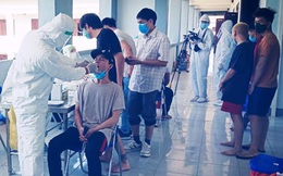 Thêm 11 ca mắc Covid-19 mới có liên quan tới Bệnh viện Đà Nẵng