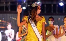 """Tình huống """"oái oăm"""" xảy ra trong chung kết Hoa hậu Tây Ban Nha vì tổ chức thi giữa dịch Covid-19"""