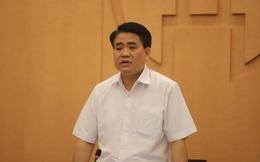 Chủ tịch Nguyễn Đức Chung: Xét nghiệm tất cả  người Hà Nội về từ các vùng dịch Đà Nẵng