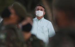 Sau gần 20 ngày cách ly, Tổng thống Brazil nhận kết quả âm tính SARS-CoV-2