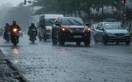 Thời tiết ngày 28/7: Bắc Bộ có mưa dông, trời dịu mát