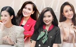 4 nữ MC trẻ trung nhất nhì VTV: Nhan sắc không thua kém hoa hậu, sở hữu vóc dáng nóng bỏng như người mẫu