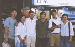 Tuấn Anh chia sẻ kỷ niệm đáng yêu với gia đình HLV Chung Hae-seong trong những ngày khó khăn nhất