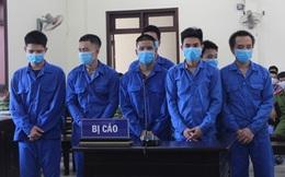 Nhóm thanh niên gây rối trong thời gian cách ly lĩnh án 16 năm tù