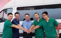 4 y bác sĩ BV Nhiệt đới Trung ương lên đường 'giải cứu' công dân Việt từ Guinea Xích đạo