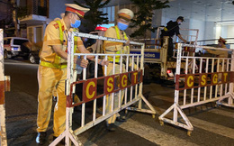 Đà Nẵng cách ly xã hội 6 quận, lập rào chắn phong toả 3 ổ dịch lớn ngăn Covid-19 lây lan