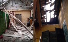 Trong hơn 24h, Mộc Châu liên tiếp hứng 11 trận động đất, khiến nhà ở Hà Nội rung lắc