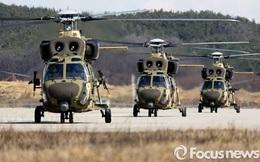 """Hàn Quốc """"khai tử"""" hàng trăm trực thăng UH-1H và thay thế bằng trực thăng nào?"""