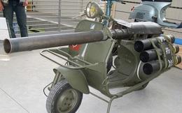 """Những loại vũ khí """"không tưởng"""" trong chiến tranh"""