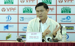 Sếp VPF lên tiếng trước các đề xuất dừng V.League 2020