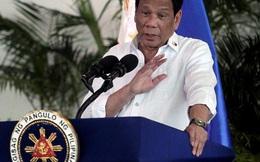 Tổng thống Duterte nói về chiến tranh với Trung Quốc trên biển Đông