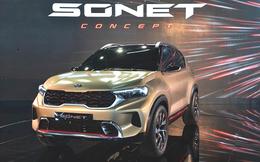 Kia Sonet giá 217 triệu: Hình ảnh thực tế, thời gian ra mắt và loạt trang bị đáng mong đợi