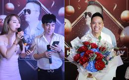 """Quang Hà chi hơn 100 triệu đồng tổ chức sinh nhật cho """"ông bầu"""" Quang Cường"""