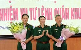 Thiếu tướng Nguyễn Quang Ngọc phụ trách Tư lệnh Quân khu 3