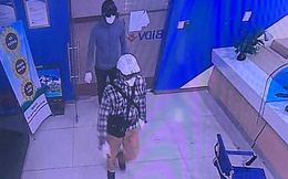 [NÓNG] Bắt 2 tên cướp nổ súng cướp gần 1 tỷ tại chi nhánh ngân hàng BIDV