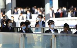 Số ca Covid-19 trong ngày tại Nhật Bản nhiều nhất từ trước tới nay